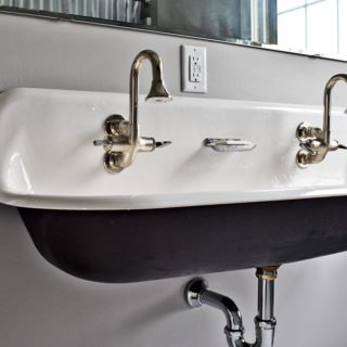 bathroom remodel - double sink