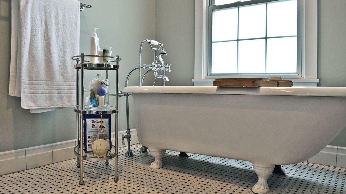 bathroom remodel - tub