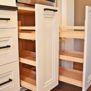 kitchen renovation cabinet drawers