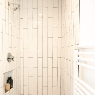 Aron Tile Bathroom Remodel